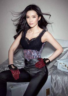 Showbiz Hottie: Porcelain Beauty Li Bingbing