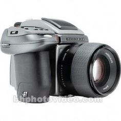 Hasselblad H1 Medium Format SLR Autofocus Camera Kit with Viewfinder HV90x, Magazine HM and 80mm f/2.8 HC Lens