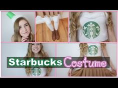 Diy: Starbucks Drink CostumeEasy & Cute for Halloween! My First Halloween, Halloween Costumes For Teens, Halloween 2018, Starbucks Halloween Costume, Cosplay Tutorial, Gourmet Gifts, Starbucks Drinks, Happy Fall Y'all, Candy Gifts