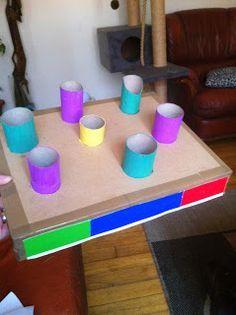 1000 id es sur jouet fabriquer soi m me sur pinterest bricolage kits d 39 artisanat et jouets - Fabriquer soi meme son arbre a chat ...