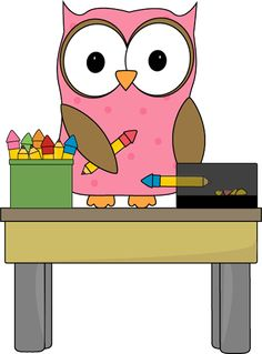 Owl Pencil Monitor