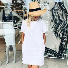 Kookai Fray Dress