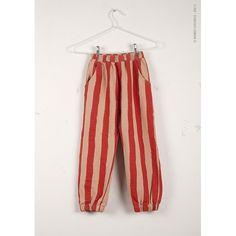 BOBO CHOSES Trousers - Lilla Mode
