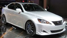 Lexus IS I will work my butt off to own one of these one day