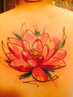 I love my new tattoo I got from hart and Huntington Orlando.