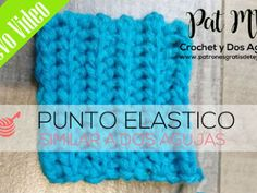 PUNTO ELASTICO CROCHET / Tutorial ♥ Irish Crochet, Crochet Flowers, Crochet Patterns, Crochet Hats, Dresses, Magic Ring Crochet, How To Knit, Crochet Dress Girl, Tricot