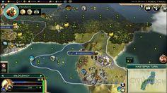 Sid Meier's Civilization 5 #2 Bandyci, barbarzyńcy wszędzie