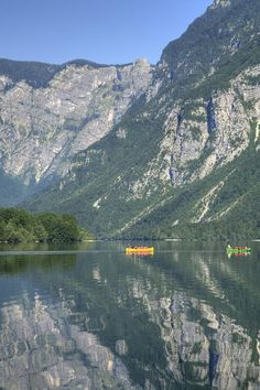 ✮ Lake Bohinj, Triglav National Park, Slovenia