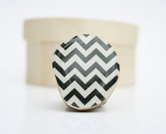 i just love anything black and white striped. :) http://www.etsy.com/listing/97220753/chevron-cocktail-ring-black-and-white?ref=fp_treasury_3