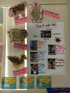 Mrs Wishy Washy book activities
