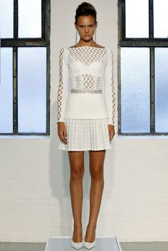 Catherine Malandrino Spring 2013春夏纽约时装周发布(8) - 无时尚中文网 -中国领先的奢侈品行业报道、投资分析网站