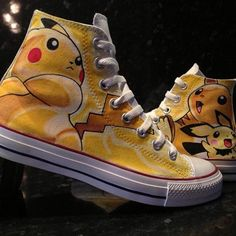 24 pairs of Geeky converses