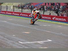 Dani Pedrosa, MotoGP Rider - Honda Pro Racing