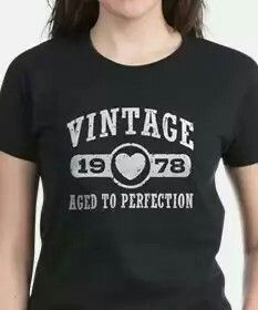 66845a2b 60th Birthday Gifts, 60 Birthday, Birthday Ideas, T Shirts For Women, Tops
