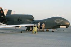 Northrop-Grumman RQ-4 Global Hawk
