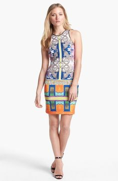 Clover Canyon 'Palace Interior' Stretch Body-Con Dress available at #Nordstrom