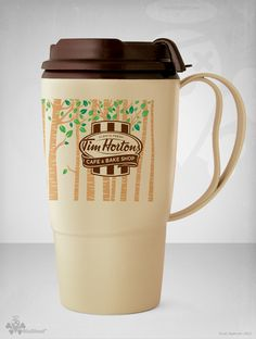 Tim Hortons / Travel Mug - carried this down the isle to my husband behind my bouquet! Made him laugh, but wouldn't give a sip to his new mother-in-law! Tim Hortons, Travel Mug, Law, Nostalgia, Bouquet, Husband, Baking, Mugs, Drinks