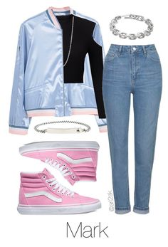 Fly - Mark  by ari2sk on Polyvore featuring polyvore, fashion, style, Miss Selfridge, MANGO, Topshop, Vans, Calvin Klein, Pernille Corydon and clothing