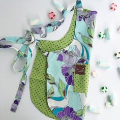 Aprons for kids, organic cotton