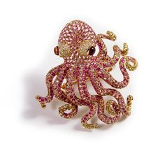 Lydia Courteille - Octopus