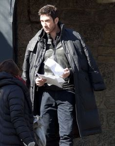 Dylan McDermott films scenes for the new TV movie 'Hostages' in New York City, New York on March Source: FameFlynet Pictures Dylan Mcdermott, New York City, Sexy Men, Movie Tv, Films, March, Celebrities, Boys, Pictures