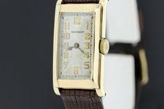 Waltham Wrist Watch 10K Gold Filled by timekeepersinclayton