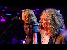 ▶ Robert Plant & Alison Krauss - Killing The Blues (Live Jools Holland 2008)