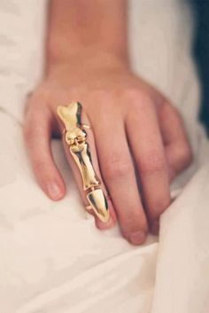 Full Finger Rings