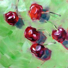 """Five Cherries"" by Amy Stewart"