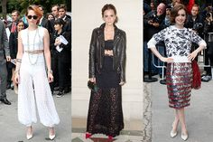 This Is What All Your Fave Celebs Wore to Haute Couture Week (Your Jaw's About to Do Some Serious Dropping)