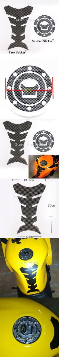 Motorcycle Fuel Tank Decals Sticker Pad Gas Cap Tank Pad Protector For suzuki GSFT 1200 Bandit GSXR 600 750 1000 1300R SV 1000