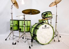 LeSoprano Drums