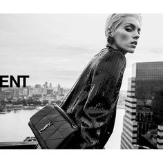 """27.7k Likes, 127 Comments - SAINT LAURENT (@ysl) on Instagram: """"ANJA - THE JAMIE BAG SUMMER 18 - #YSL14 by @anthonyvaccarello PHOTOGRAPHED by @inezandvinoodh #YSL…"""""""