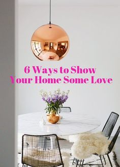 6 Ways to Show Your Home Some Love This Valentine's Day | Apartment Therapy