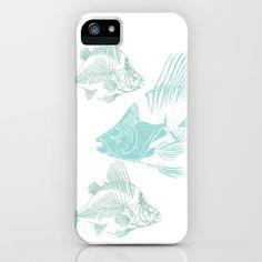 Coastal Fish iPhone & iPod Case