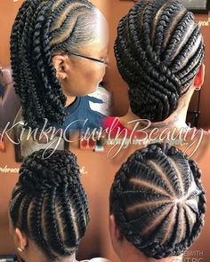 ◀Previous Post Next Post▶ Same client, different styles… This is what real versatility looks like without having the risk of heat damage. Cornrows Natural Hair, Natural Braided Hairstyles, Protective Hairstyles For Natural Hair, Natural Hair Twists, Black Hair Updo Hairstyles, Flat Twist Hairstyles, African Braids Hairstyles, Girl Hairstyles, Toddler Hairstyles