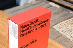 Neue Grafik Re-release by Lars Muller