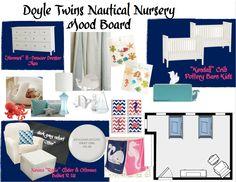 Nursery Mood Board - Doyle Dispatch