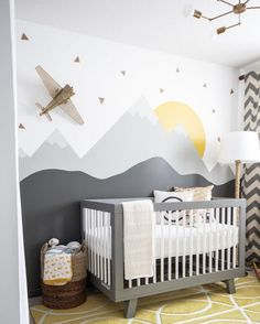 2462 best Boy Baby rooms images on Pinterest Child room Kid rooms