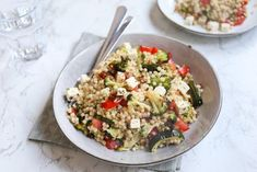 Barbacoa, Salsa Pesto, Broccoli Pesto, Queso Feta, Zucchini, Falafel, Polenta, Soup And Salad, Fried Rice