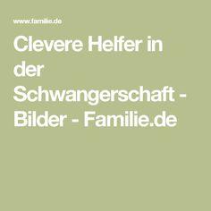 Clevere Helfer in der Schwangerschaft - Bilder - Familie.de