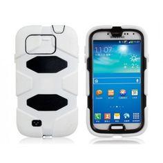 Drop Armor White Samsung Galaxy S4 Case