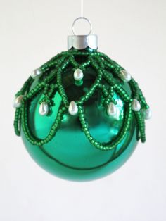 Beaded ornament (no info, idea only)