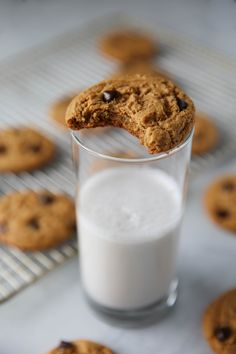 Collagen Chocolate Chip Cookies