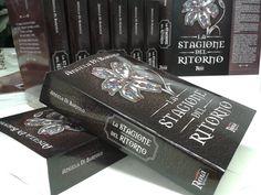 """Bello dentro e bello fuori! """"La Stagione del Ritorno"""", fantasy epico di Angela Di Bartolo by Runa Editrice bit.ly/1Ib9kE7"""