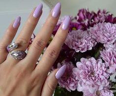 #nails #lilac #flowers #nailpolish #purple