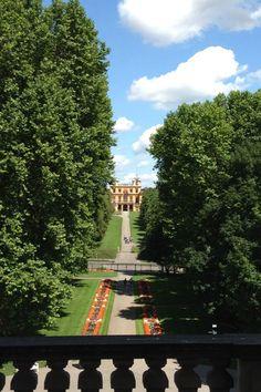 Jagd- und Lustschloss Favorite Ludwigsburg