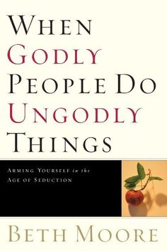 When Godly People Do Ungodly Things: Finding Authentic Restoration in the Age of Seduction, http://www.amazon.com/dp/B003WEA50G/ref=cm_sw_r_pi_awdm_GWRWsb0E12S52