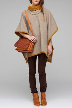 Check out these uber sexy capes and ponchos I found. Now these are 100% #BohemianClassApproved! Above Look: Absolutely love this look!