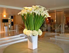 Hotel Flowers | L.A. Botanicals